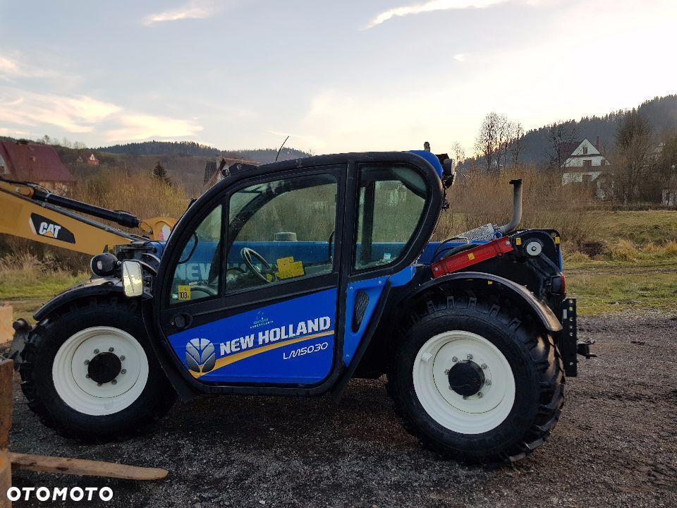 New Holland LM5030 CAT JCB Manitou Kramer - 1