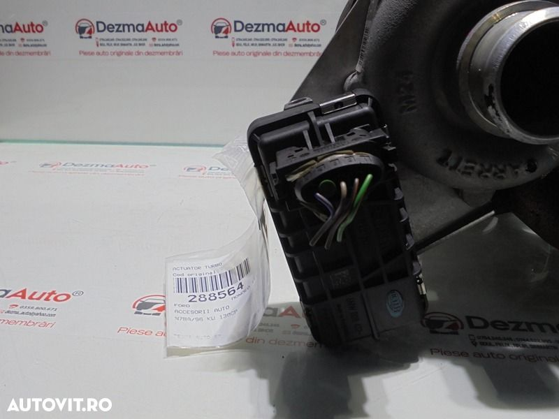 Actuator turbo, Ford Mondeo 3 (B5Y) 2.0tdci (id:288564) - 1