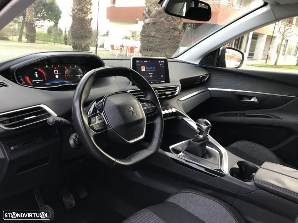 Peugeot 3008 1.6 hdi active - 11