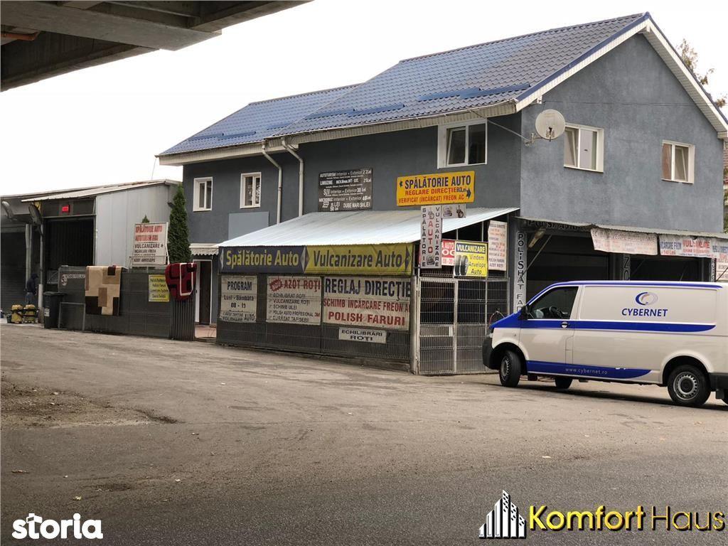 Spatiu Comercial de vanzare, Bacău (judet), Strada Prelungirea Bradului - Foto 4