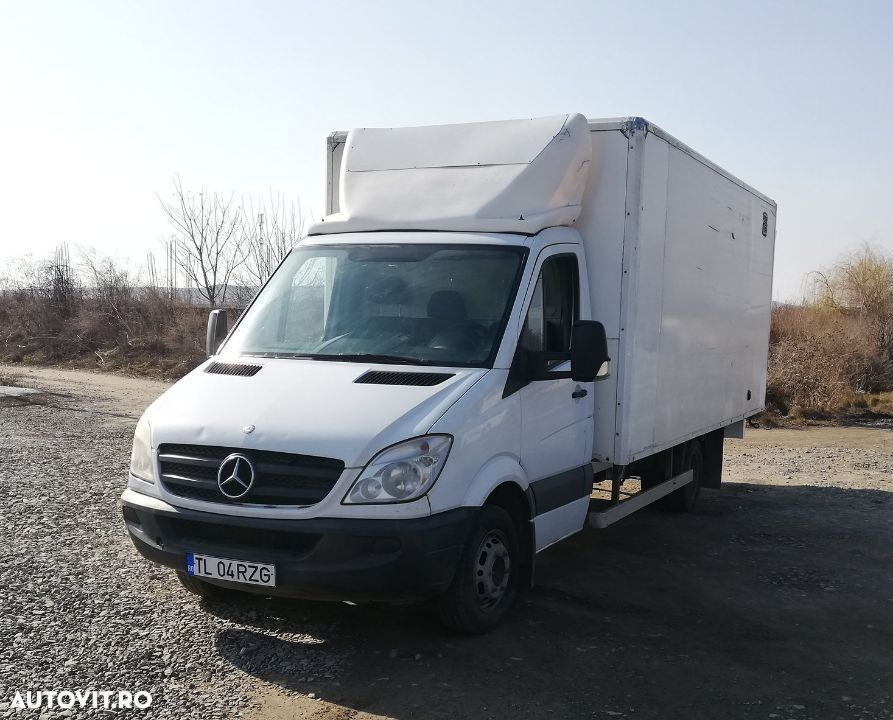 Mercedes-Benz Sprinter 516 CDI - 1