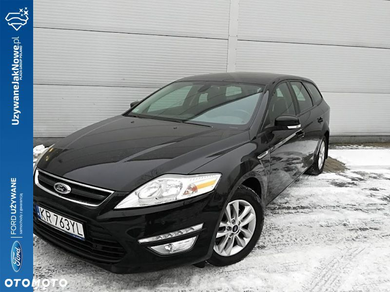 Ford Mondeo Ford Mondeo Trend Gold X 2.0 TDCi 140 KM M6 EP83378 - 12