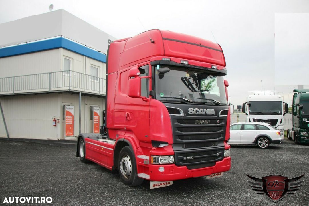 Scania R500 EURO 5 2014 Nr. Int 10657 Leasing - 15