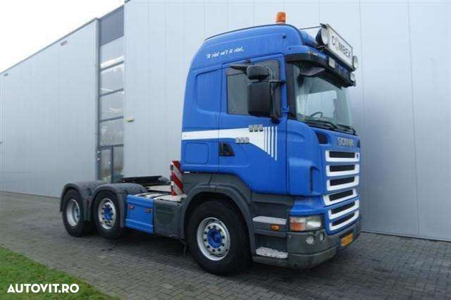Scania R480 6x2 Pusher Euro 4 Dutch Reg - 1