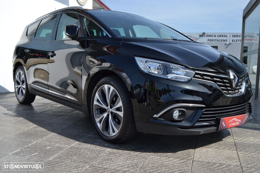 Renault Grand Scénic 1.5 dCi Intens - 1