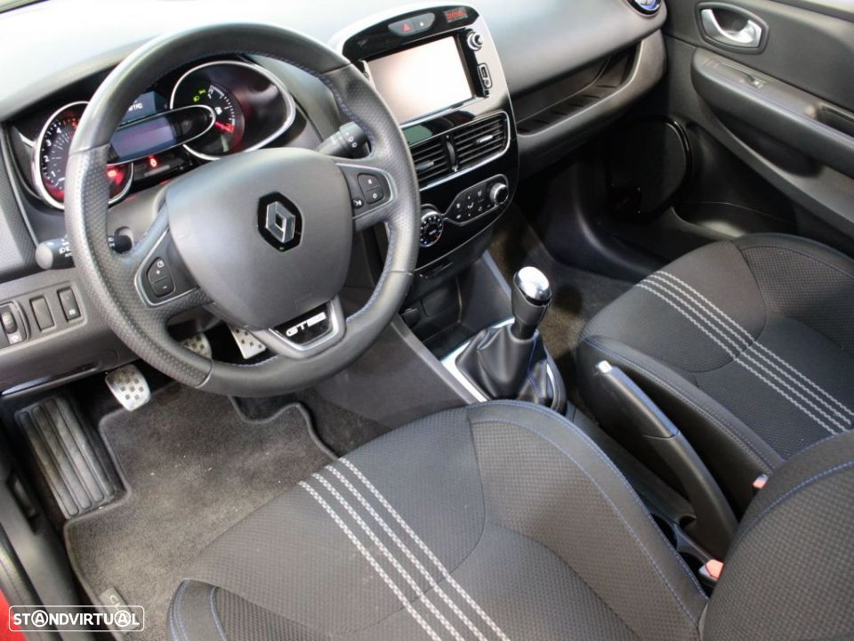 Renault Clio 1.5 dCi 90 Energy GT Line - 7