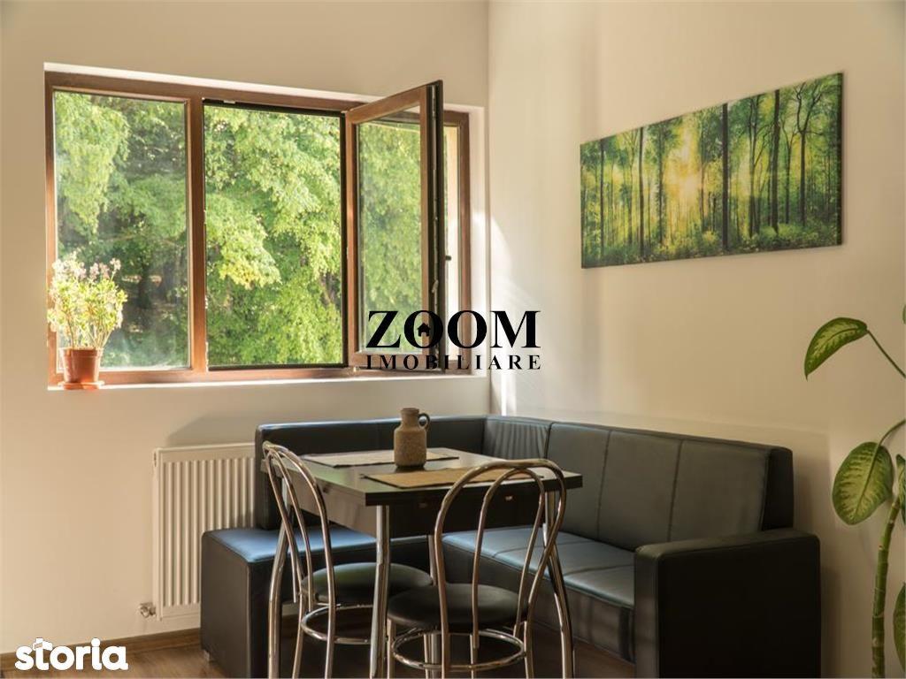 Apartament de inchiriat, Cluj (judet), Strada Edgar Quinet - Foto 4
