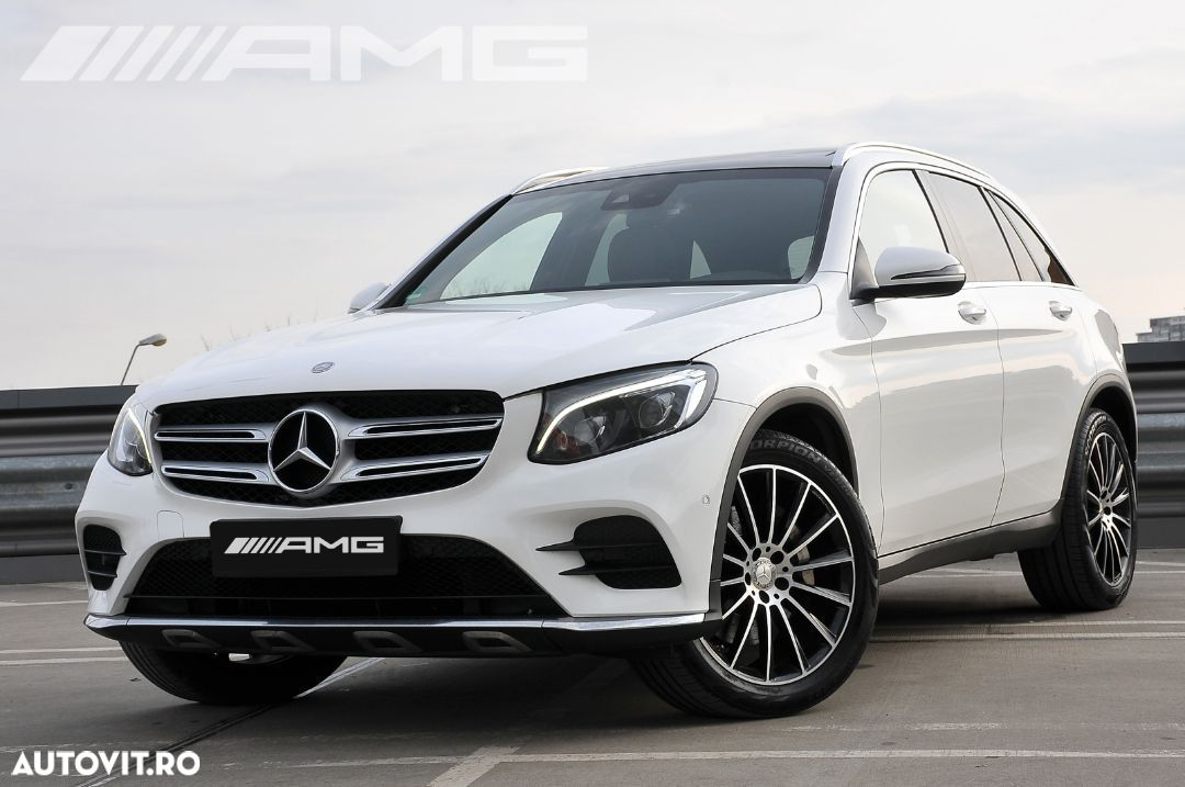 Mercedes-Benz GLC 250 - 2