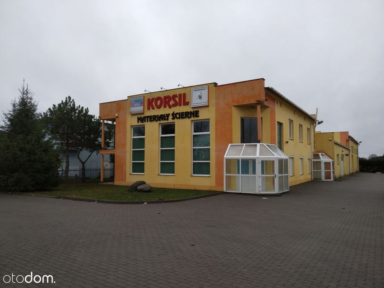Hala/Magazyn na sprzedaż, Osielsko, bydgoski, kujawsko-pomorskie - Foto 1