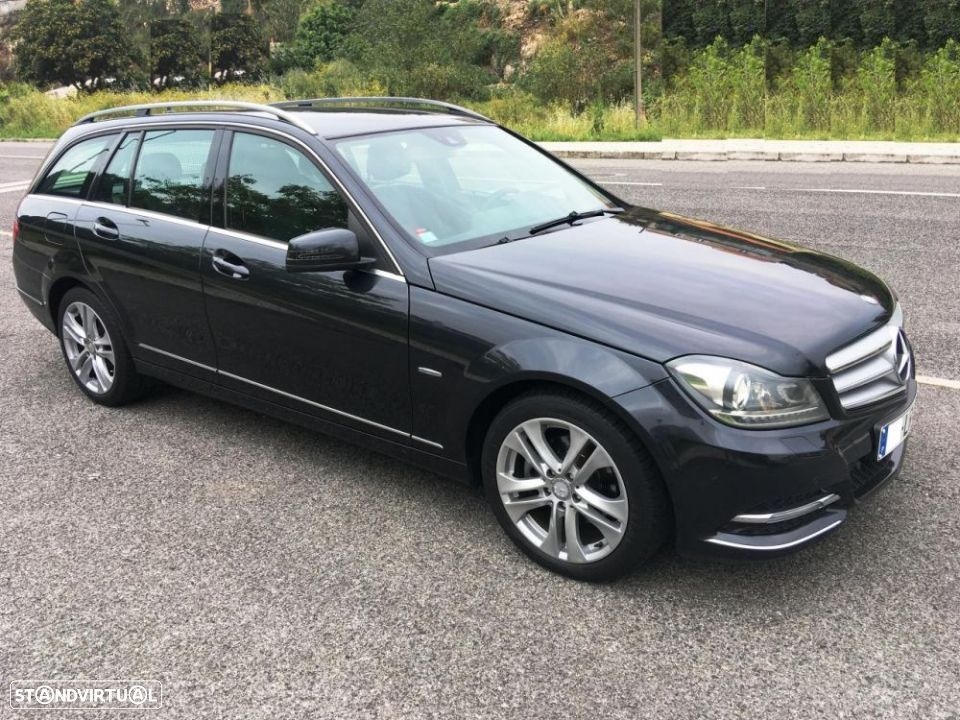 Mercedes-Benz C 220 CDi Avantgarde - 2