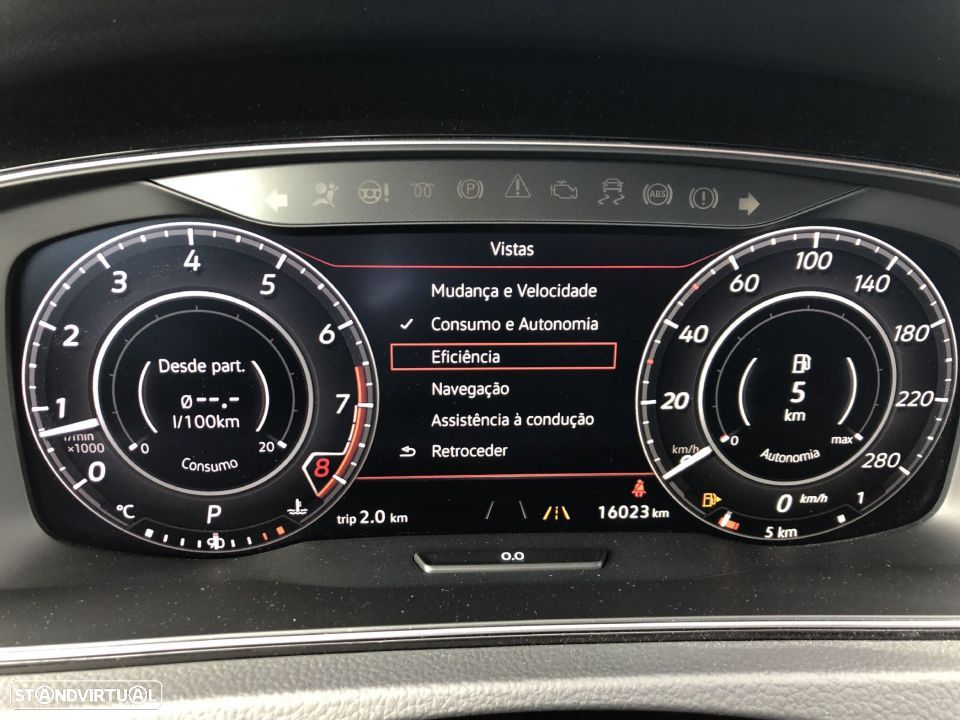 VW Golf GTI DSG Dynaudio Navi ActiveInfo - 16