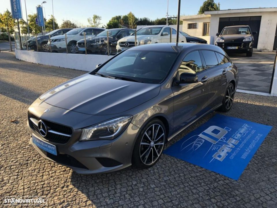 Mercedes-Benz CLA 200 d Urban Shooting Break 136 Cv - 1