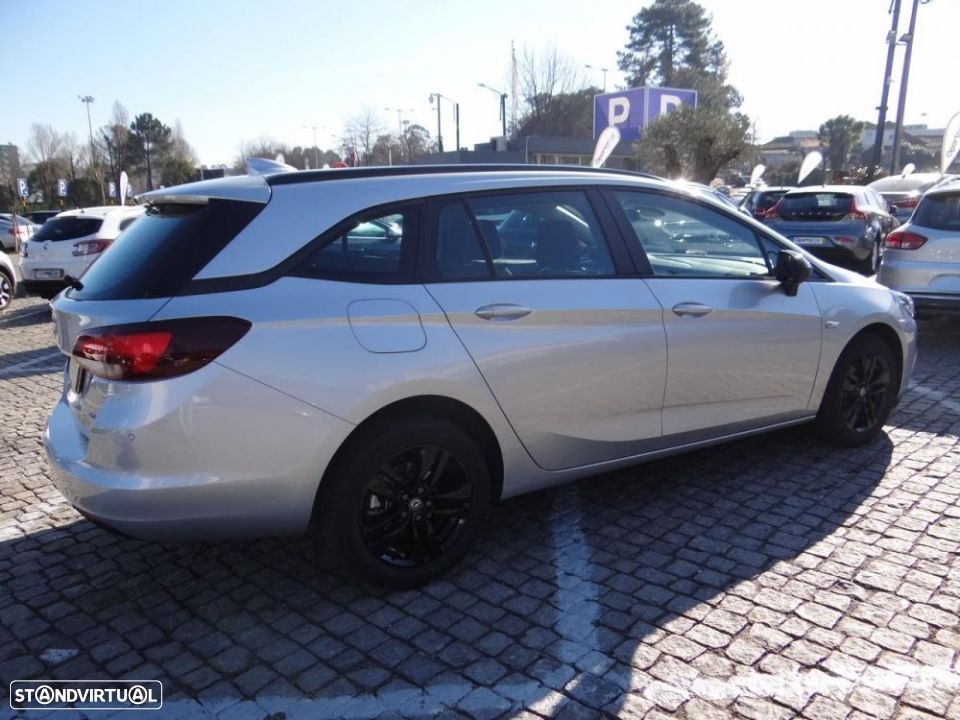 Opel Astra Sports Tourer astra st 1.6 cdti edition s/s - 4