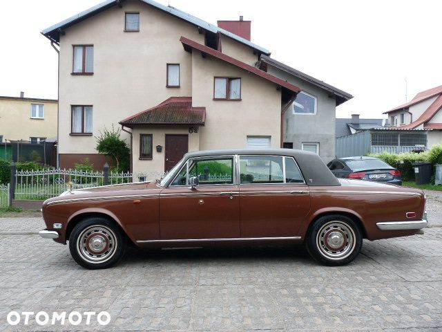 Rolls-Royce Silver Shadow - 4