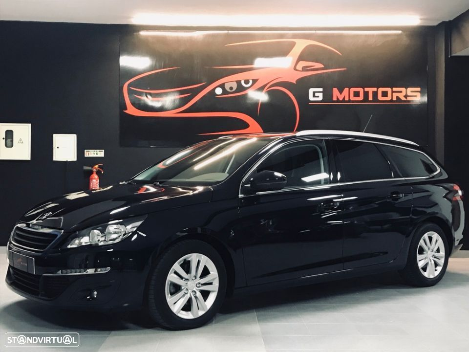 Peugeot 308 SW 1.6 BLUE-HDI PACK EXECUTIVE - 22