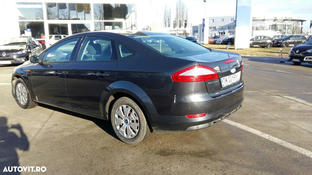 Ford Mondeo - 5