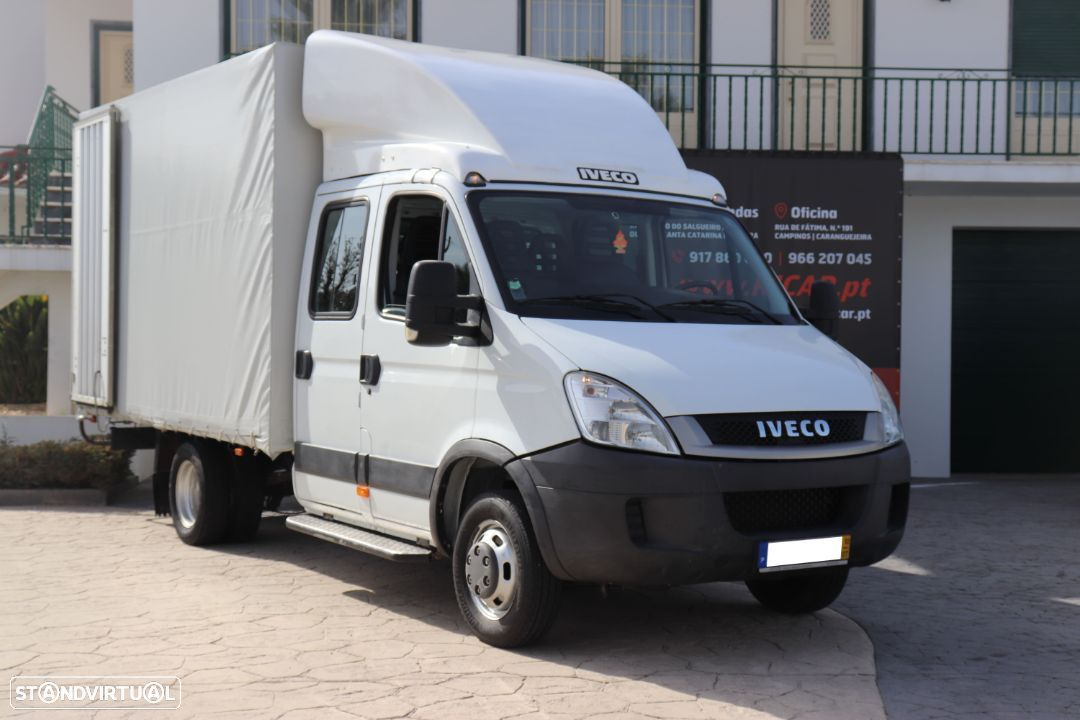 Iveco DAILY IV - CABINE DUPLA - 1