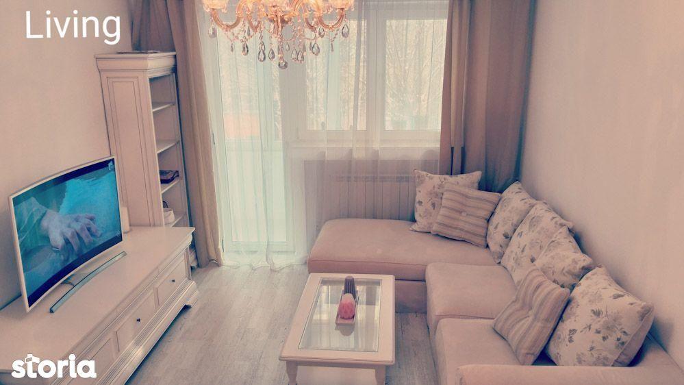 Apartament de vanzare, București (judet), Strada Doamna Ghica - Foto 1