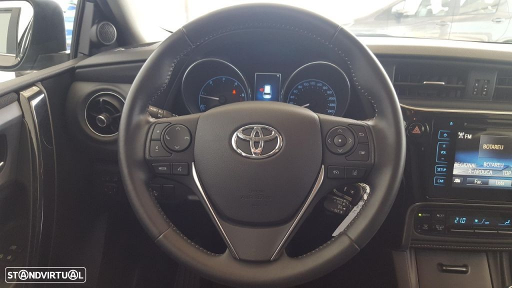 Toyota Auris Touring Sports 1.4D Comfort Pack Techno Pack Sport TS - 11