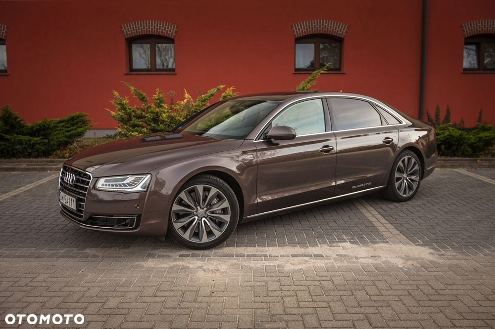 Audi A8 Audi A8 Long D4 Ceramika, Night Vision, Masaże, TV, Bose, Head Up!!! - 1