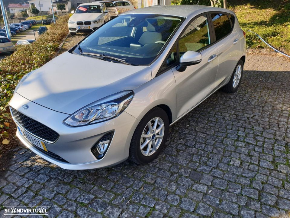 Ford Fiesta 1.5 TDCi Business - 16
