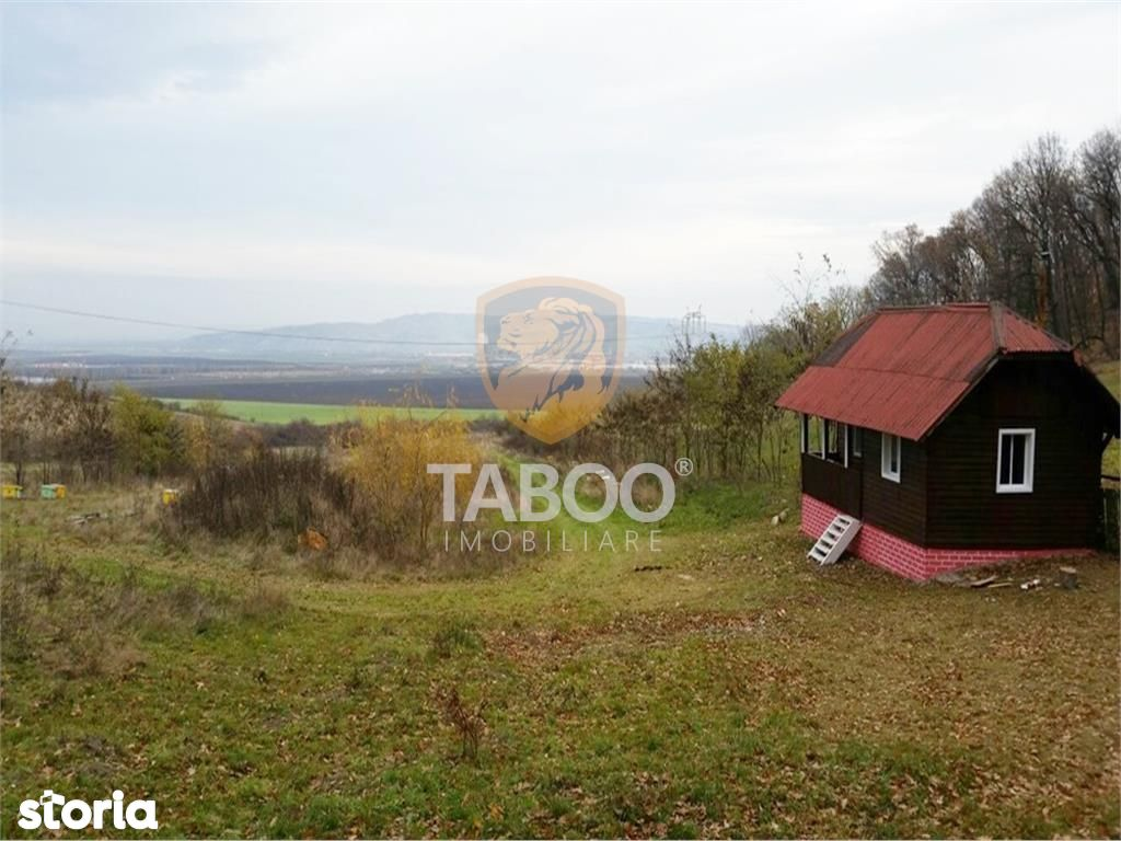 Teren de Vanzare, Alba (judet), Sebeş - Foto 5