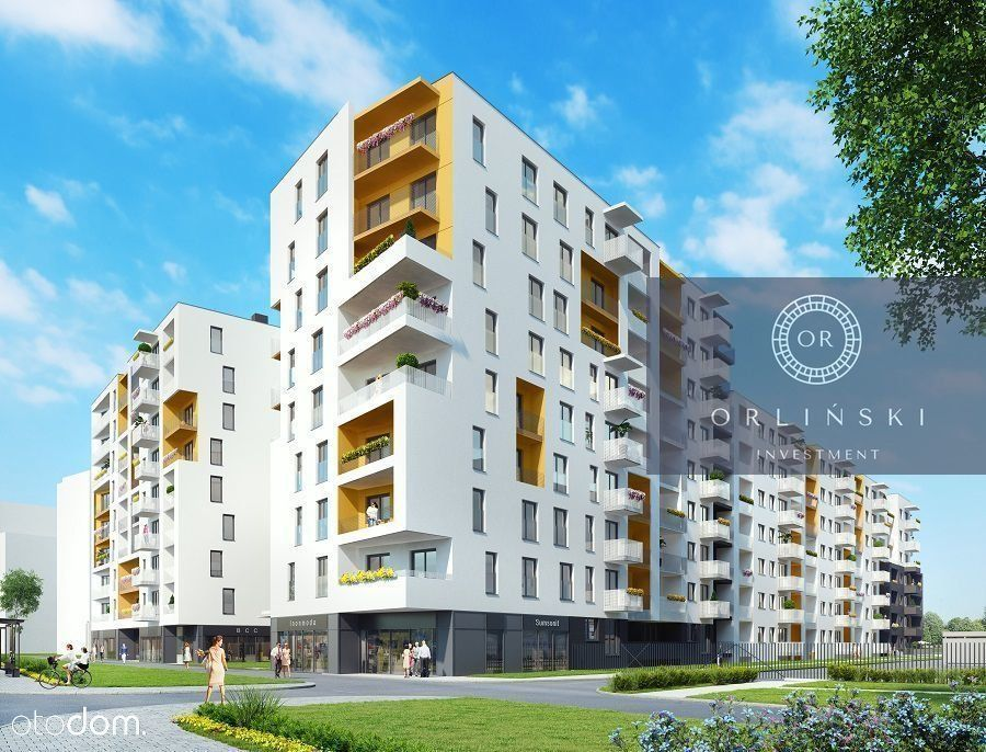 Mieszkanie na sprzedaż, Kraków, Podgórze - Foto 1