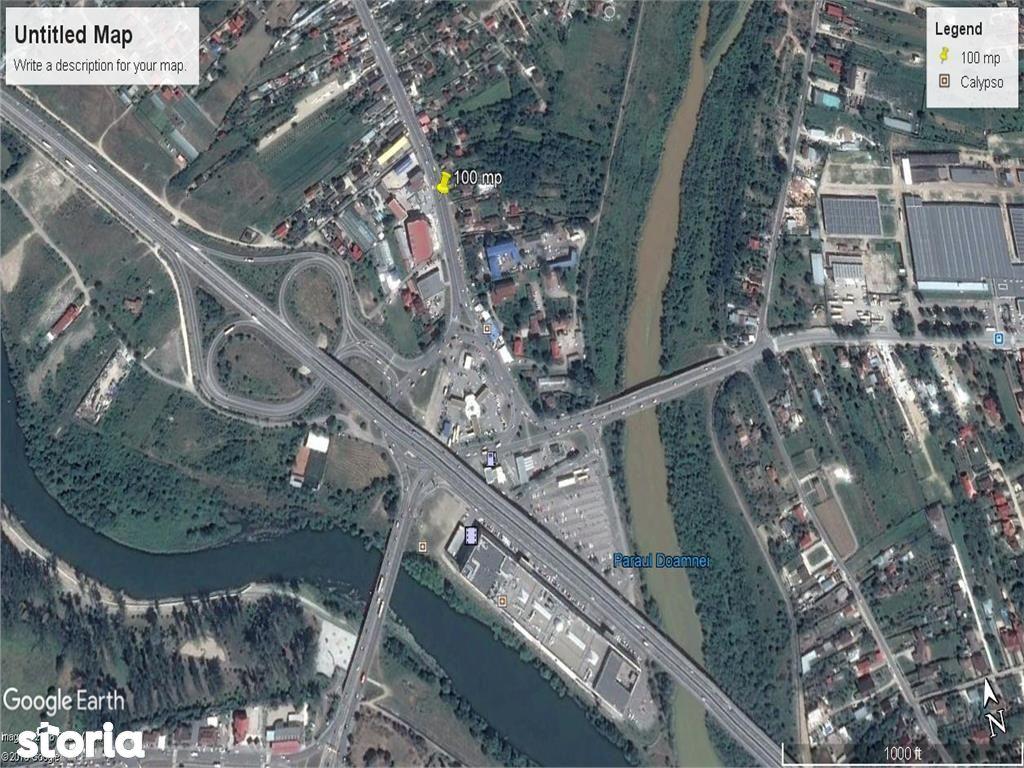 Birou de inchiriat, Argeș (judet), Calea Câmpulung - Foto 2