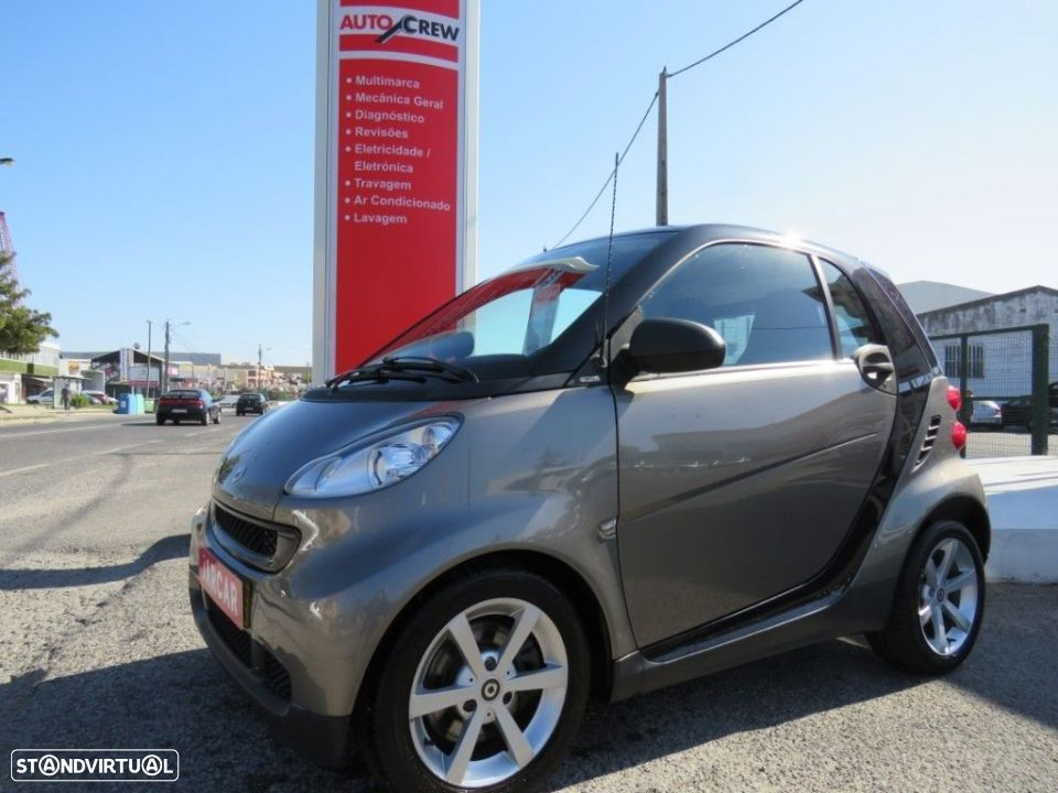 Smart ForTwo 1.0 MHD PULSE - 1