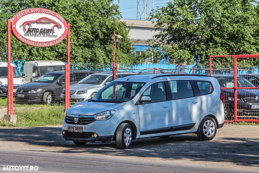 Dacia Lodgy - 1