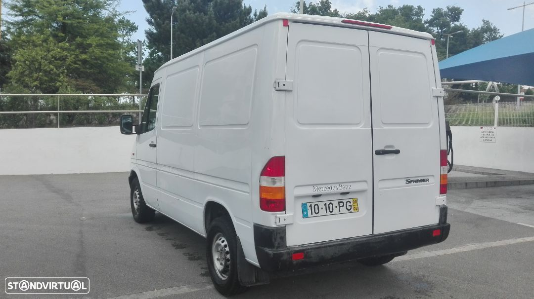 Mercedes-Benz 208 CDI sprinter - 7