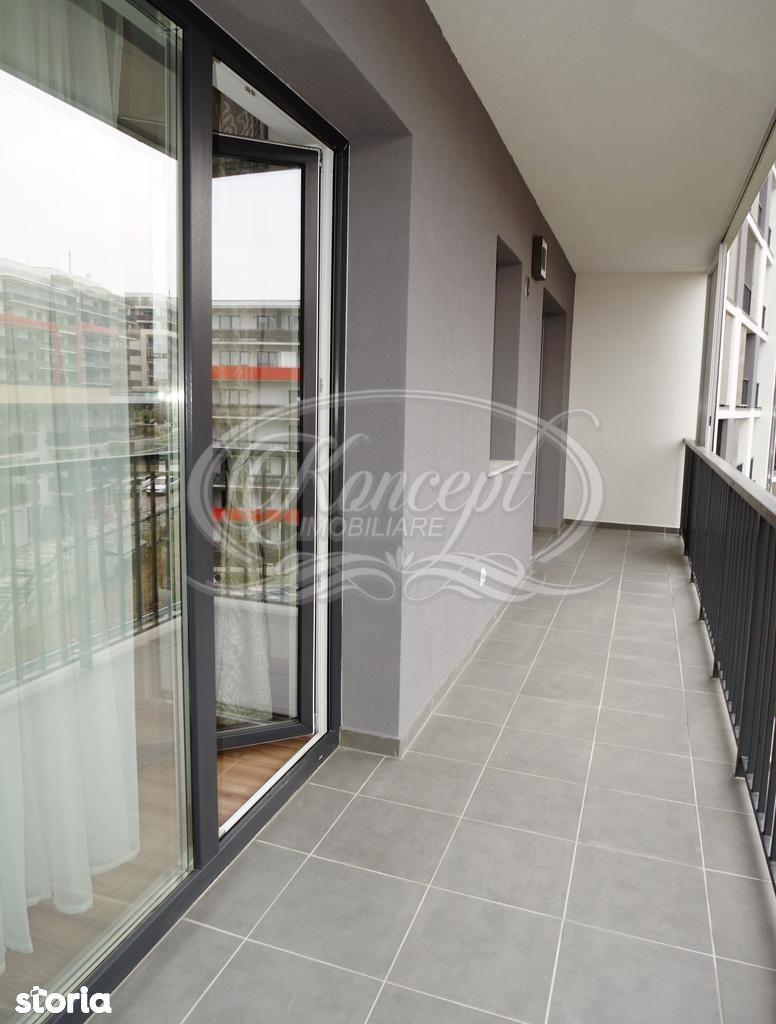 Apartament de inchiriat, Cluj (judet), Strada Ștefan Luchian - Foto 9