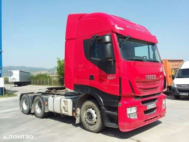 Iveco Stralis AS440S56TZPHM - 2