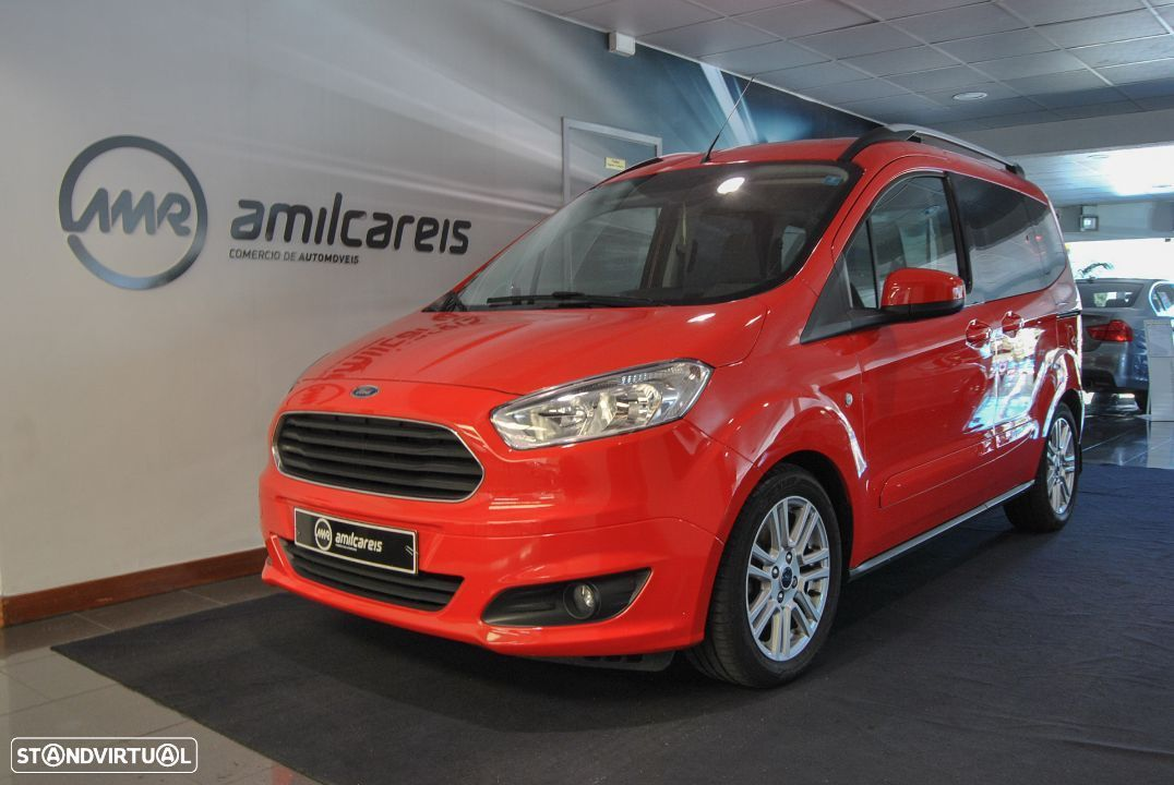 Ford Tourneo COURIER 1.5 TDCI - 1