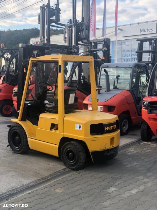 Hyster H3.00XM - 3
