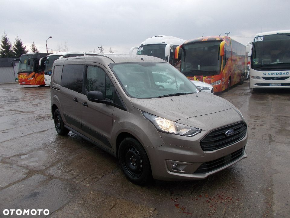 Ford Connect  1.5 EcoBlue 120 KM M6 Trend DCiV 230 L 5 osobowy - 2