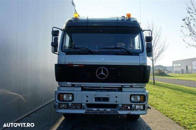Mercedes-Benz Sk3350 8x4 Manual Full Steel Hub Redcution Retar - 4