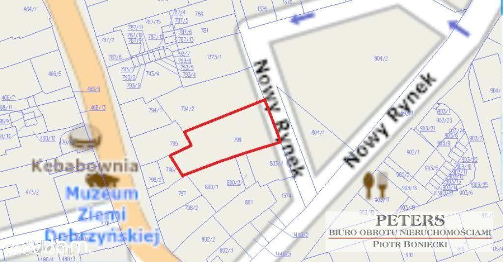 Działka na sprzedaż, Rypin, rypiński, kujawsko-pomorskie - Foto 1