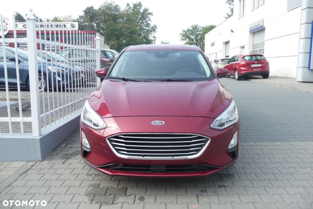 Ford Focus 1.0 EcoBoost 125 KM, Trend Edition Business PAKIET WINTER - 3