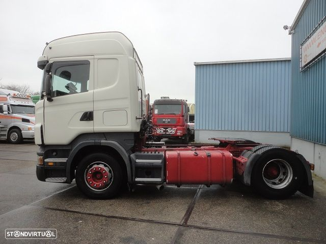 Scania R420 HIGHLINE (MANUAL GEARBOX / RETARDER / AIRCONDITIONING) - 5