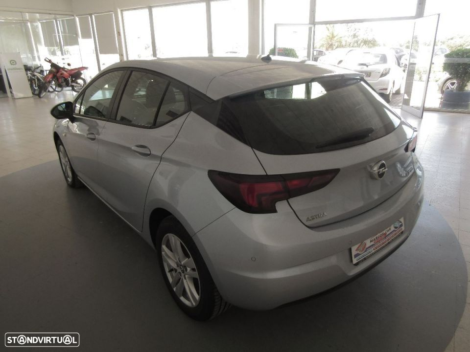 Opel Astra Edition Active - 4