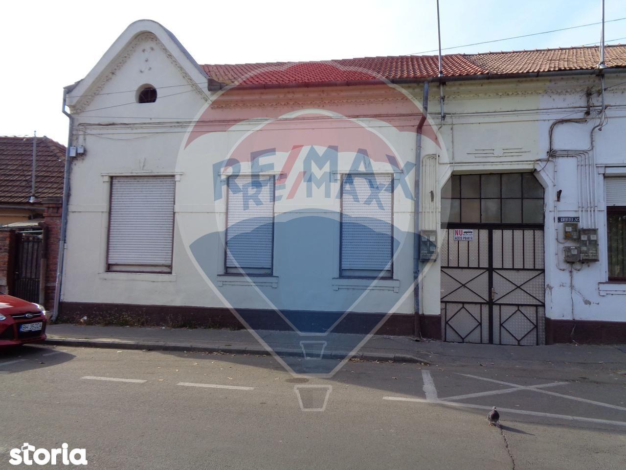 Casa de vanzare, Bihor (judet), Strada Griviței - Foto 1