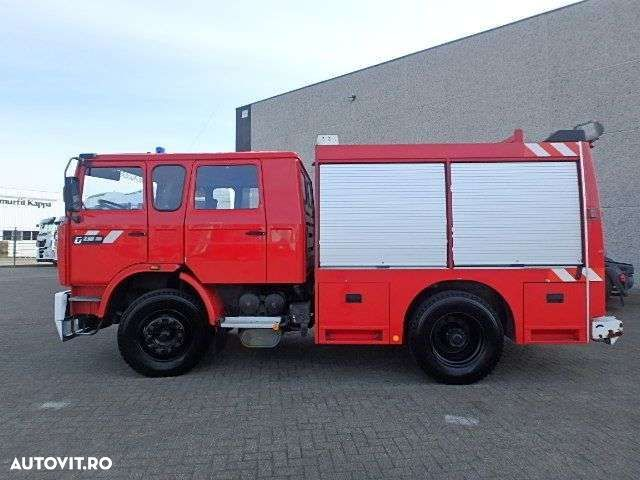 Renault G 230 + MANUAL + FIRE TRUCK + 35889KM ! - 12