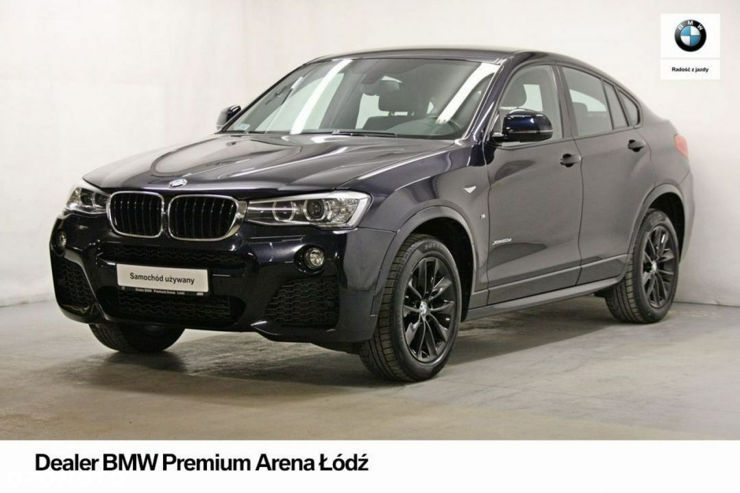 BMW X4 SalonPL 20d xDrive Mpakiet Dealer BMW - 1