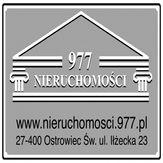 To ogłoszenie mieszkanie na sprzedaż jest promowane przez jedno z najbardziej profesjonalnych biur nieruchomości, działające w miejscowości Ostrowiec Świętokrzyski, Piaski: Agencja 977 Nieruchomości Ostrowiec Świętokrzyski