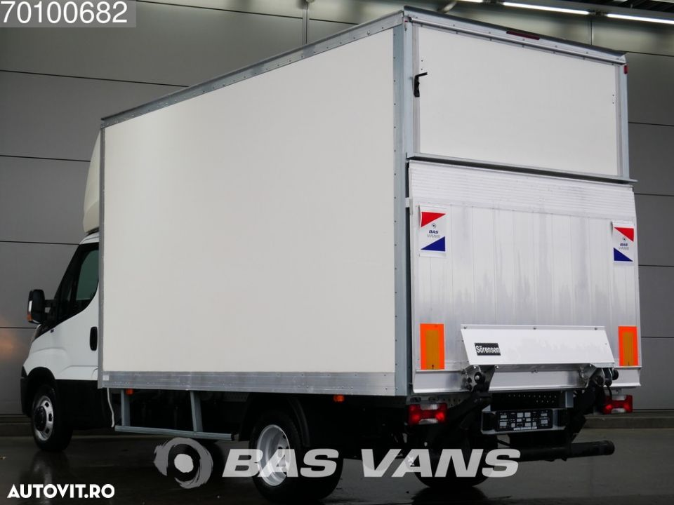 Iveco Daily 35C15 Bakwagen Laadklep 230cm 20m3 Airco Cruise - 2