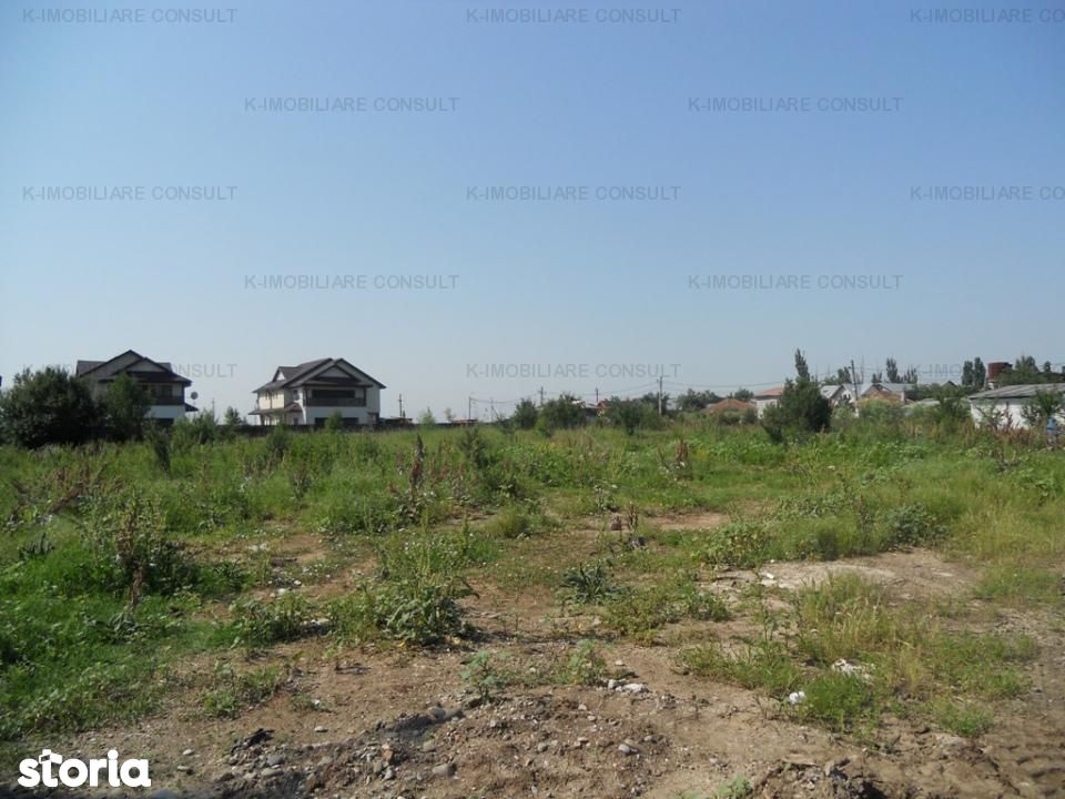Teren de Vanzare, Balotesti, Bucuresti - Ilfov - Foto 5