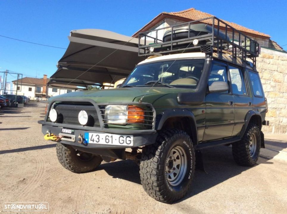 Land Rover Discovery 2.5 TDi Camel Trophy - 1