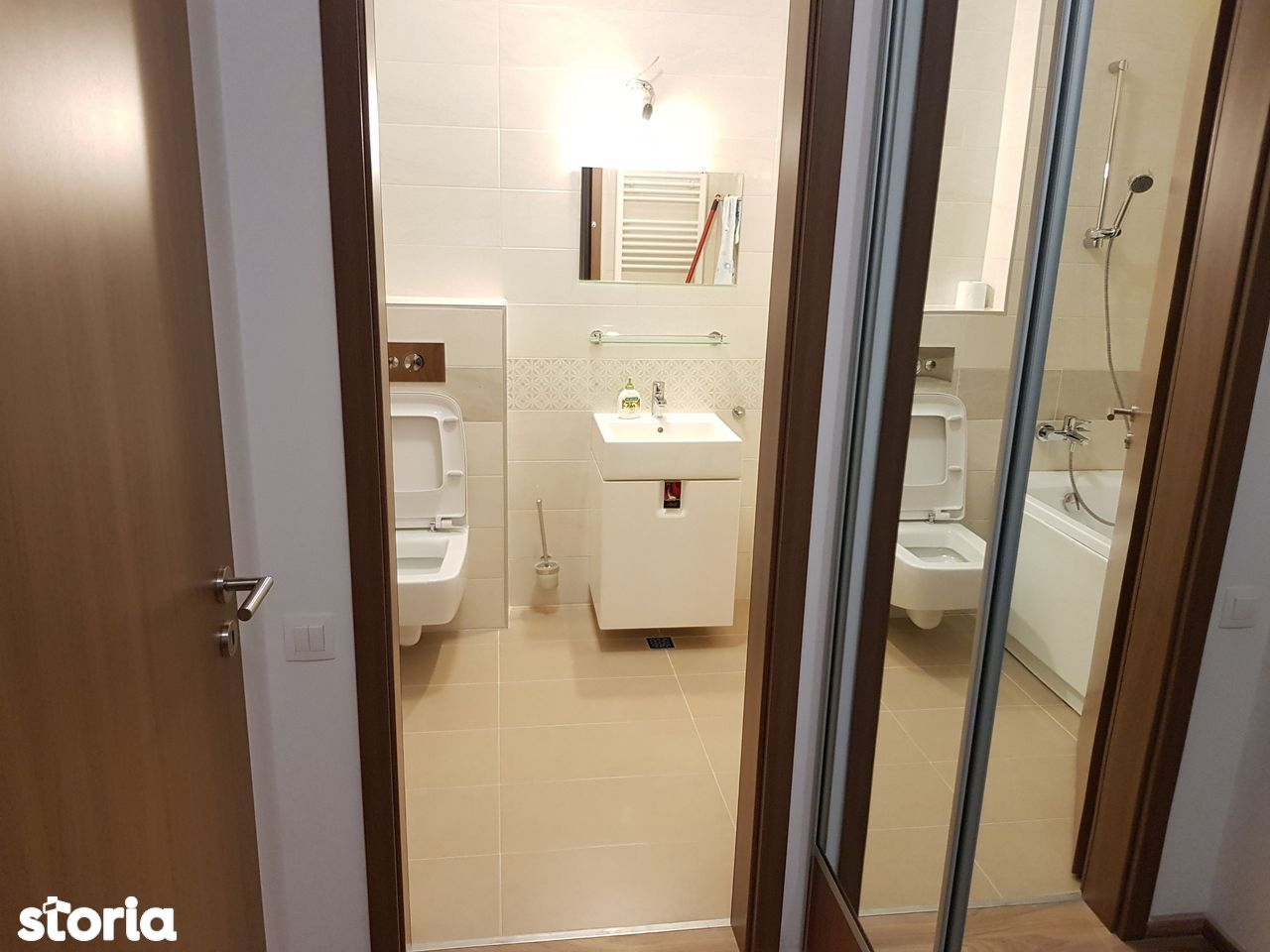 Apartament de inchiriat, Cluj (judet), Strada Ștefan Luchian - Foto 7