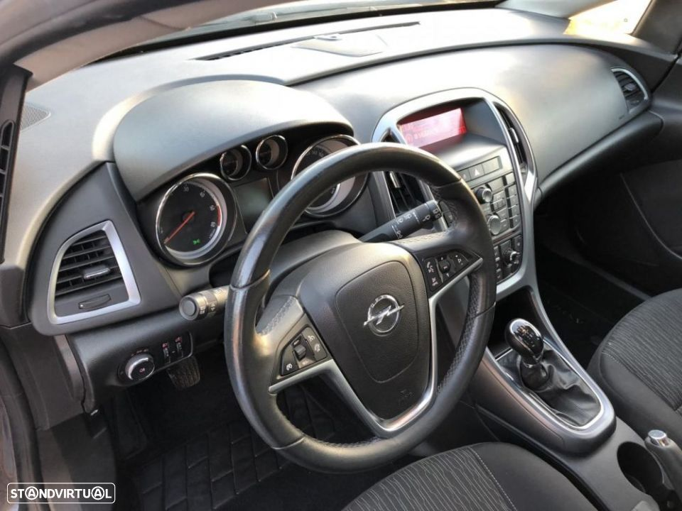 Opel Astra Sports Tourer 1.6 CDTi Selection S/S - 20